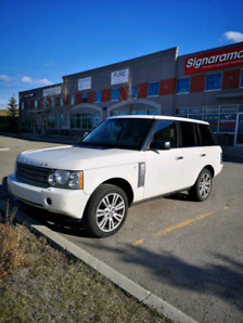 2009 Range Rover HSE Supercharged