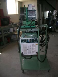SOUDEUSE Inverter LTec  MIG-SMAW acier,aluminium,acier inox