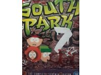 South Park complete 7th season