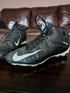 Souliers de Football Nike Alpha pointure 11