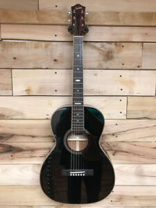 GRETSCH G9531 LTD EDITION Style 3 Double O Grand Concert Acoutic