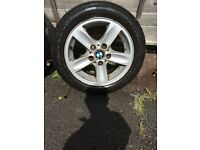 "BMW allowed wheels for sale ""17""inch"