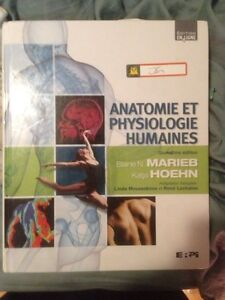 Anatomie et physiologie humaines marieb