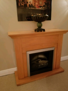 Fire place electric