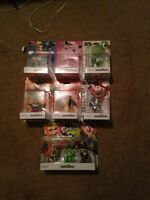 Amiibos for trade or sale