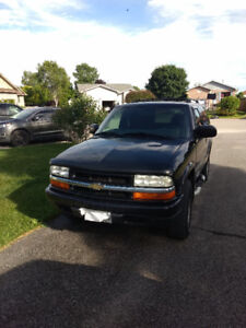2005 Chevy Blazer AS IS