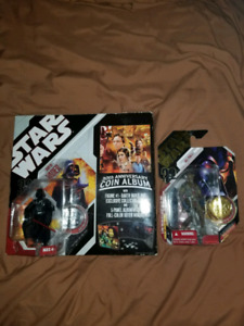 Star Wars 35th Anniversary with coin
