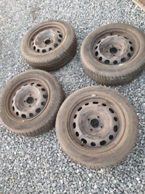 Citroën Wheels & Tyres 185/60R15