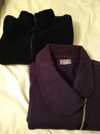 Per Una/M&S fleece/sweat tops (sz18)