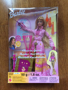 Authentic Barbie Charm Girls Doll
