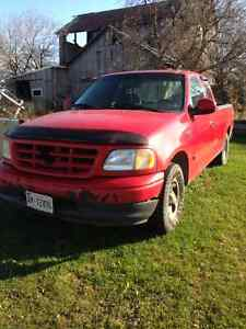 2001 Ford F-150 Sport Pickup Truck London Ontario image 1