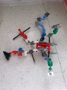 Lego Technic Bionicle 50 pieces