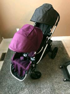 Poussette Baby Jogger City Select avec accessoires