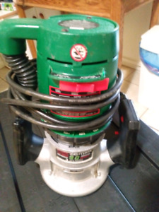 Craftsman 120 volts Router