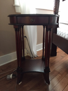 Bombay bed side tables