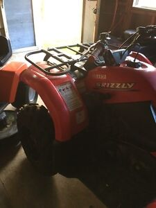 2006 grizzly 660