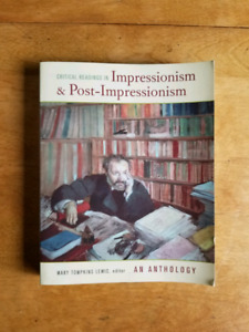 Impressionism & Post-Impressionism Textbook for NSCAD Art Hist