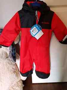 Baby Columbia snow suit