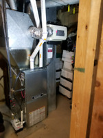 Furnace and air conditioning installed from 2900.00