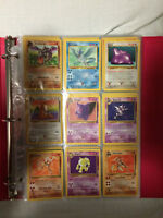 Fossil, Rocket and Promo Pokemon Cards