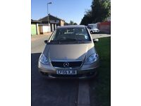 Mercedes Benz A150 2005 for Spares/Repairs