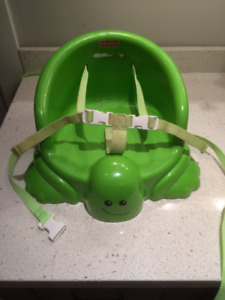 Booster Seat - Fisher Price Turtle