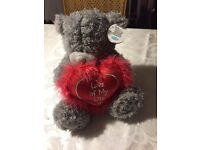 """Medium """"ME TO YOU"""" Bear -NEW WITH TAGS"""