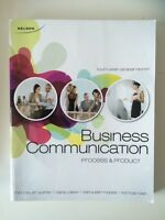 Georgian College textbook Business Comm