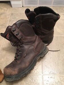Insulated Red Wing Boots
