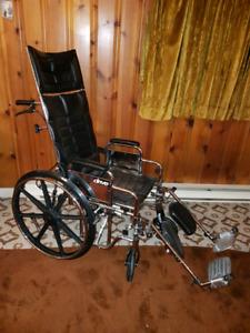 Wheelchair Chaise Roulante