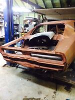 1970 dodge charger project car