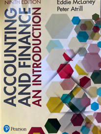 Accounting and Finance an introduction