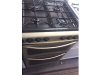 Gold stove 55cm gas cooker grill & oven good condition with guarantee