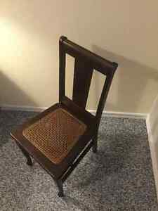 Antique brown chair Kingston Kingston Area image 4