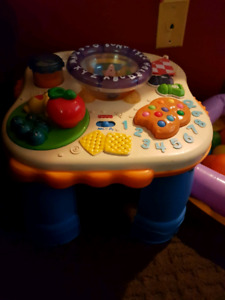 Baby/toddler Activity table