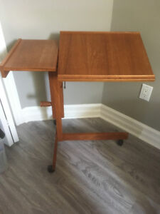 Wooden Music Stand (adjustable)