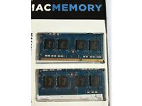 DDR3 MEMORY FOR MACBOOK PRO