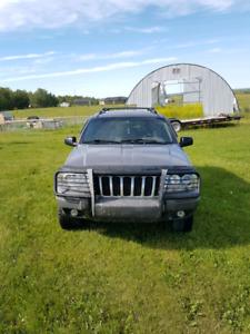 2001  Jeep Grand Cherokee Laredo - $2100 OBO - PRICE REDUCED!!