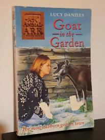 Goat in the Garden Animal Ark Book