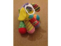 Lamaze puppy tunes like new
