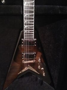 Dave Mustaine V Body Limited TGE Electric Guitar (New!)