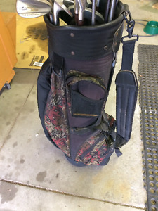 USED MIXED GOLF SETS & EQUIPMENT