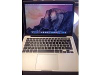 Apple MacBook pro 13' with ratina display