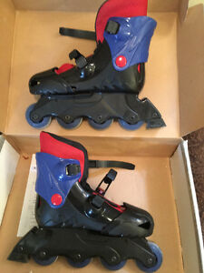 Youth In-Line 2XS  Skates