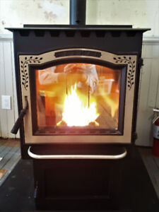 Harman P68 Pellet Stove - Used, Great Condition