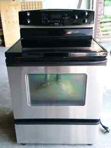 Kenmore convection warming drawer stove.