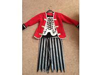 Boys Halloween spooky pirate set age 6-7 years