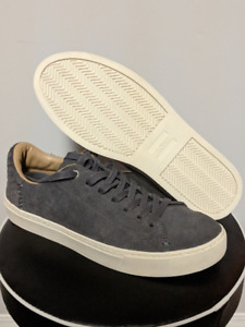 BRAND NEW TOMS Suede Grey Size 8 casual sneakers shoes