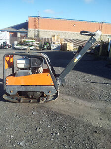 USED BELLE RPC 45/60 REVERSIBLE COMPACTION PLATE