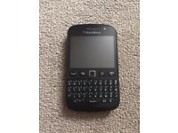 BlackBerry Curve 9720 - Black (Vodafone)